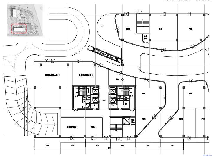[苏州]高嘉商务广场商业办公建筑规划设计方案文本_10
