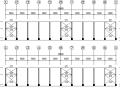 15m@14门式刚架厂房施工图(CAD,13张)
