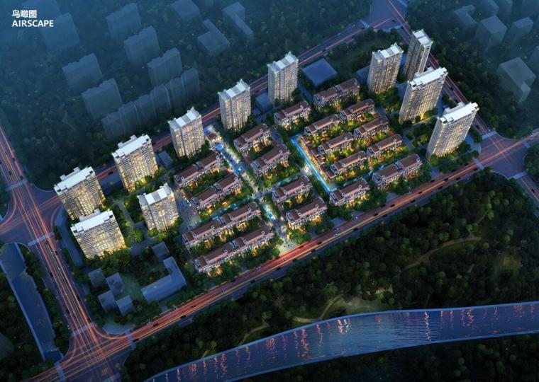 [上海]大场居住区建筑设计方案文本(PPT+207页 )