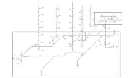 室内消火栓系统施工图识图实例讲解