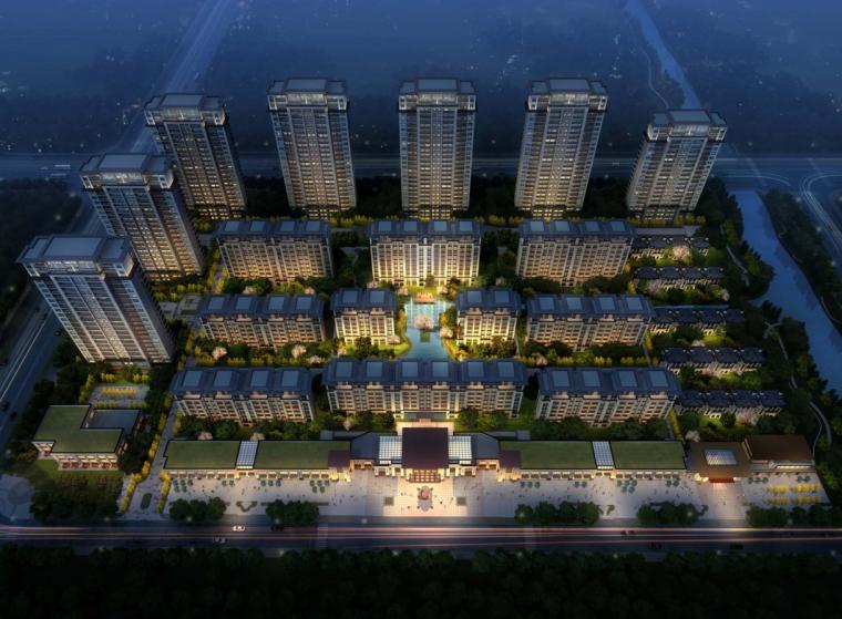 [安徽]新中式风格居住区建筑方案文本(PDF+162页)