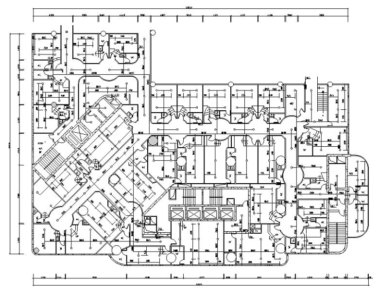公共建筑sa1绘制如何十字开关图片