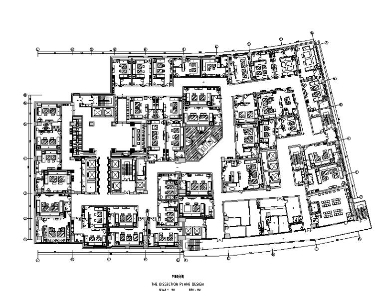 知名会所空间设计施工图(附效果图)