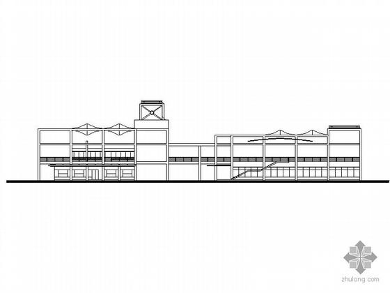 某三层会所建筑设计方案