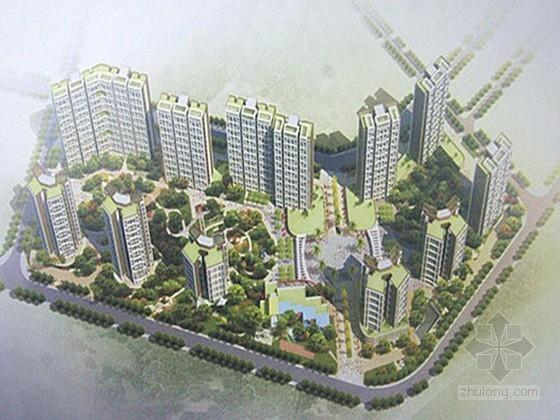 [深圳]高层保障性住房建设工程监理规划(附流程图,重难点突出)