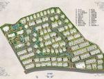 [绍兴]法式园林别墅区景观设计方案