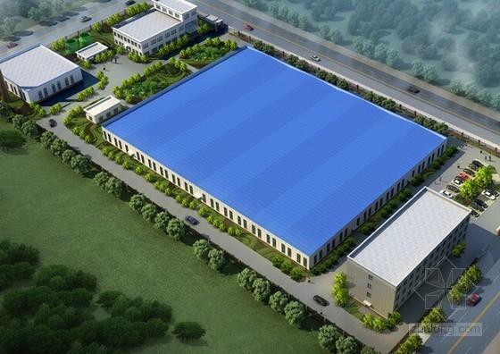 [南京]厂房水电安装工程量计算实例(附全套图纸)