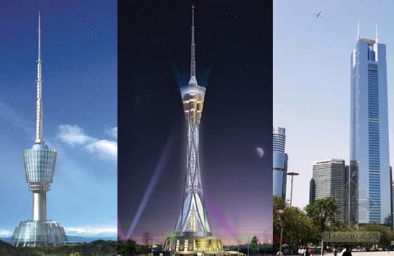 房建工程塔式结构提升施工技术研究汇报(附图)