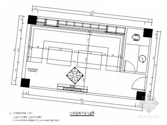 [厦门]高档精品KTV包厢室内装修图(含效果)