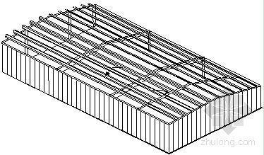 重庆某厂房钢结构吊装施工方案