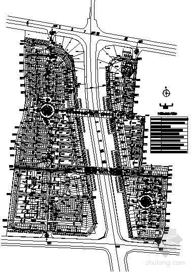 鲁信国际商贸城总设计平面图