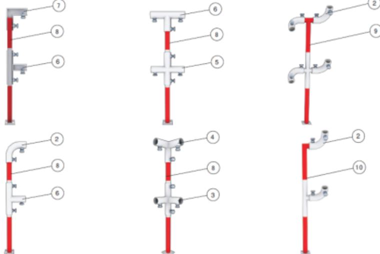 甘肃文化艺术中心场馆安全防护施工方案(四层钢框架支撑+钢砼框剪结构)