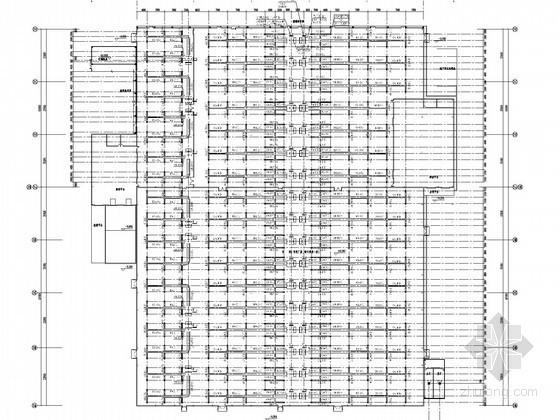 [重庆]多层丙类厂房空调及防排烟系统设计施工图(数码涡旋多联机)