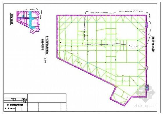 [上海]商业办公楼基坑围护拆换撑专项施工方案