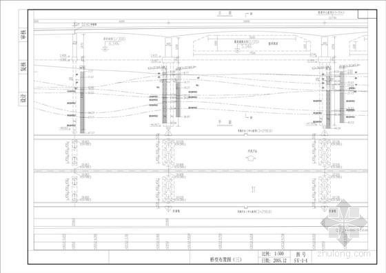 60+2x100+60m连续梁桥第四联全套施工图(115张)