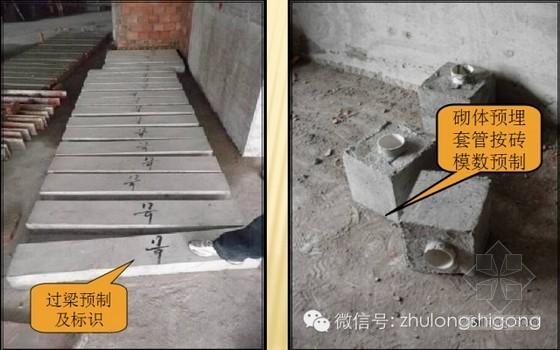 建筑工程施工工艺管理最新图解