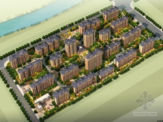 [浙江]新古典风格高层住宅区规划设计方案文本(含CAD 222张设计图)