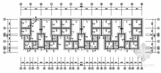 六层砌体住宅结构施工图(含架空层)