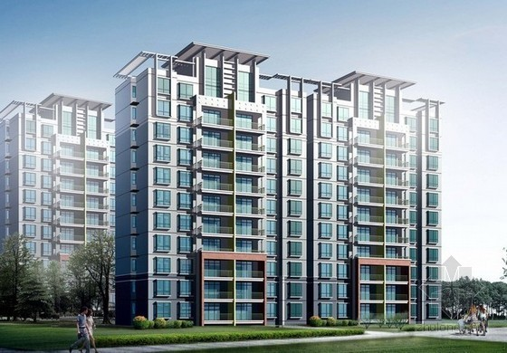 29层框架结构住宅楼建筑安装工程造价指标分析(含地下室)