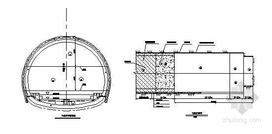 铁路隧道工程实施性施工组织设计106页(钻爆设计 台阶法CD法)