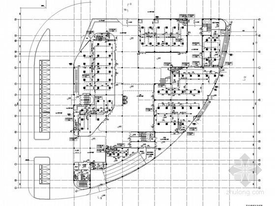 现代商业街两层资料下载-[江西]现代多层商业街空调通风及防排烟系统设计施工图(大院设计)