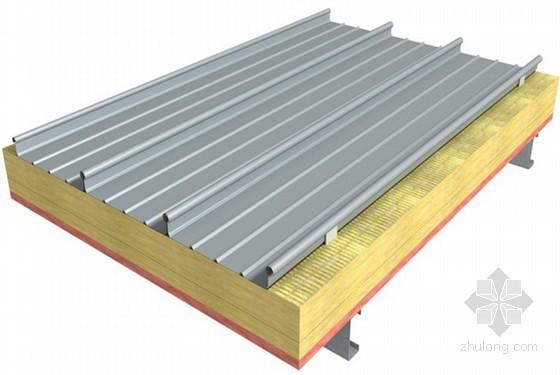 [山东]会展中心铝镁锰合金金属屋面施工方案