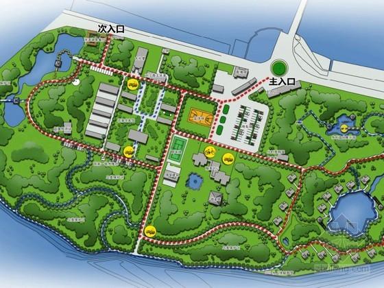 [江苏]风景区控制性详细规划文本