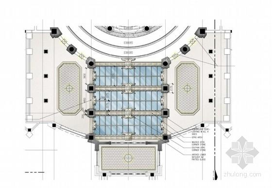[珠海]神秘传奇的宫殿式主题酒店概念室内设计方案