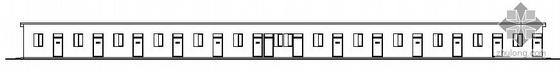 [济南援建四川]安置房建筑结构水电施工图