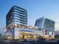 [湖南]11层阶梯式大型商业广场设计方案文本