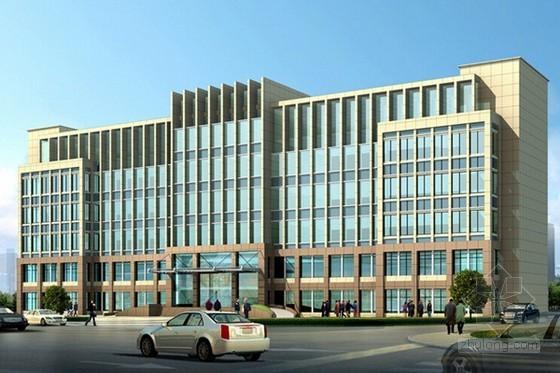 办公楼建筑工程量计算