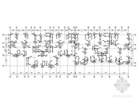 18层剪力墙住宅结构施工图(梁筏基础)