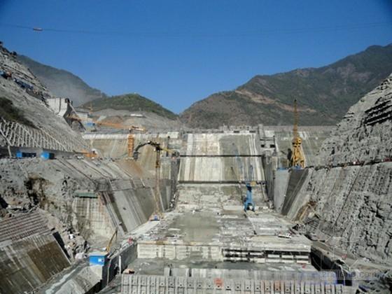 [四川]水电站增效扩容改造工程施工组织设计