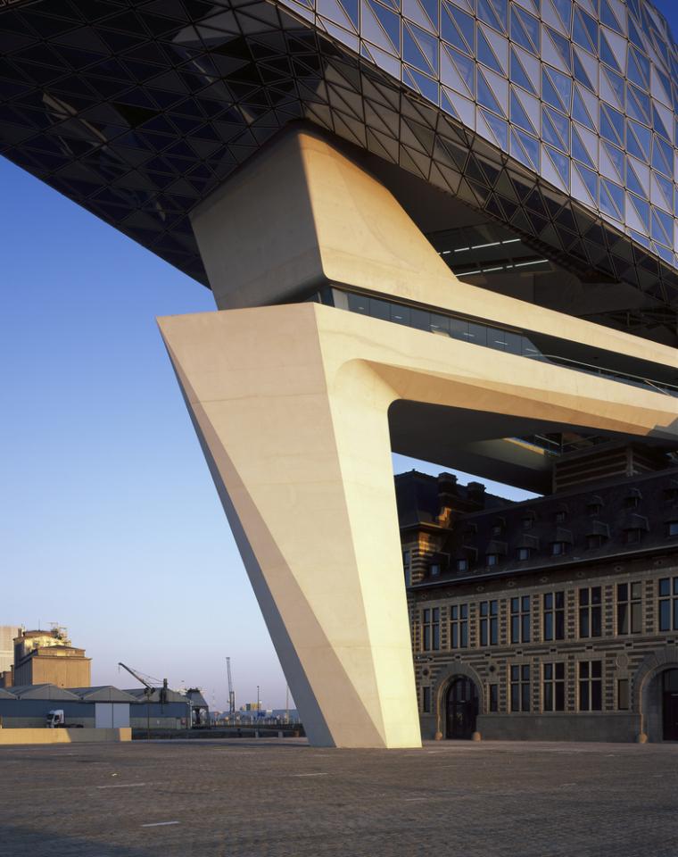 比利时安特卫普港口大楼-6