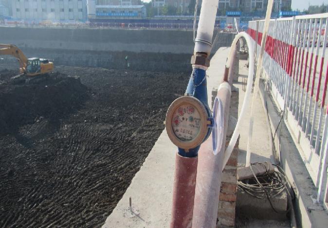56基坑降水回收利用