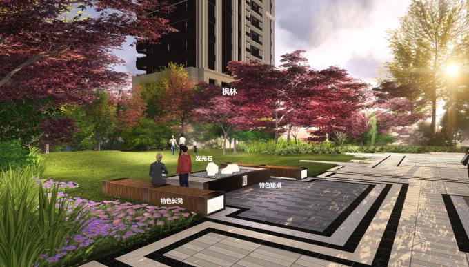 [江西]新中式东方盛唐帝景深宅庭院景观规划设计方案