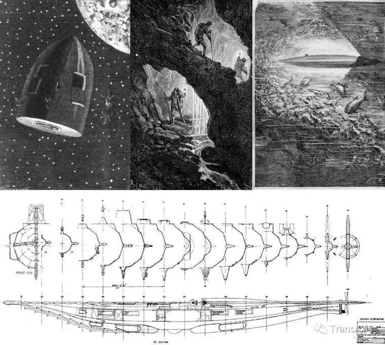 """离开扎哈后单飞,他成为世界上最""""骚""""的异形壳体建筑师!_30"""