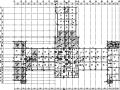 中医院框架结构门诊楼施工图(CAD,10张)