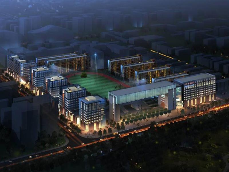 [西安]体育公园规划设计方案文本(含居住,商业,体育休闲娱乐,办公