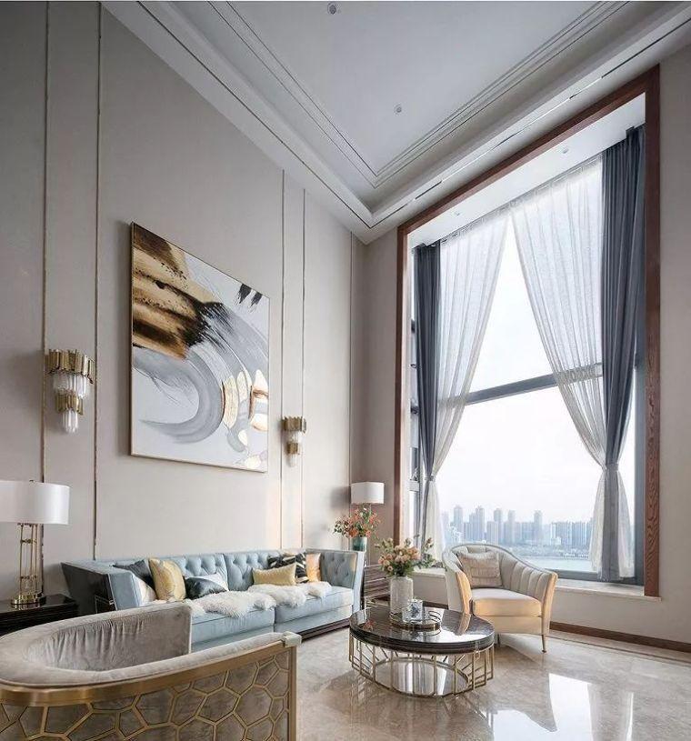窗帘如何选择和搭配,创造出更好的空间效果_21