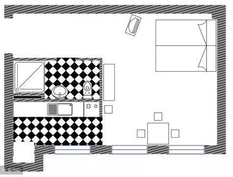 家装水路布置图、施工流程、验收要点