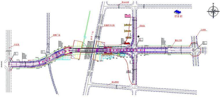 [河北]立体交叉工程连续梁支架现浇连续梁专项施工方案(126页)
