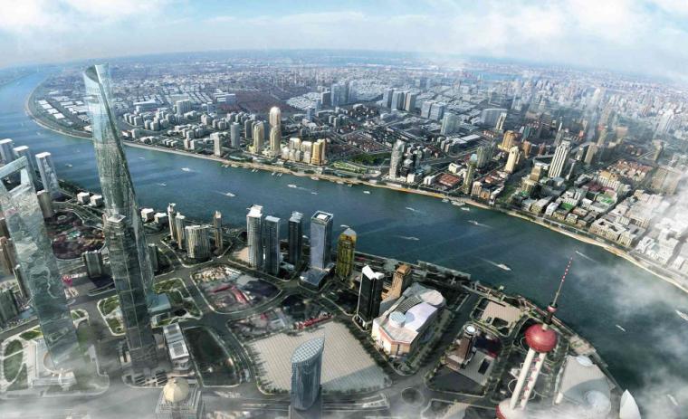 [上海]外滩国际金融服务中心城市设计方案文本