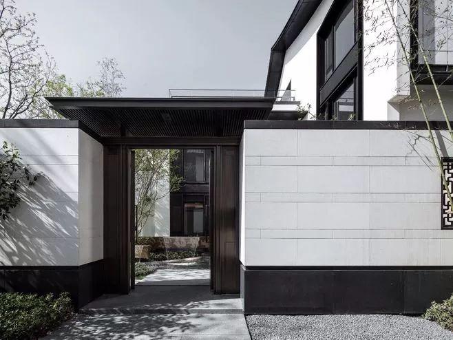 [分享]花园设计i令人眼前一亮的庭院入口图片