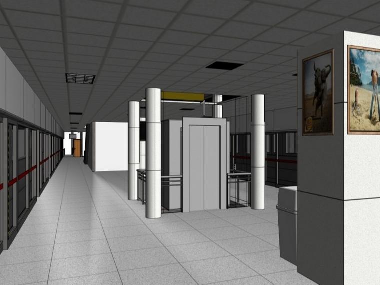 地铁项目BIM应用演示