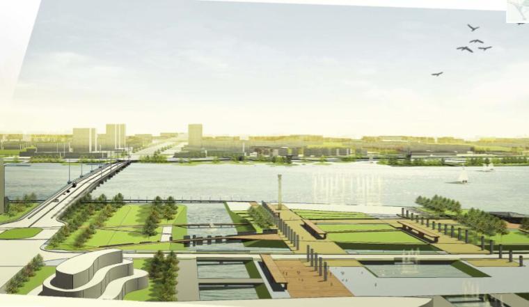 钱资湖景观概念规划设计方案文本-01都市滨湖门户区