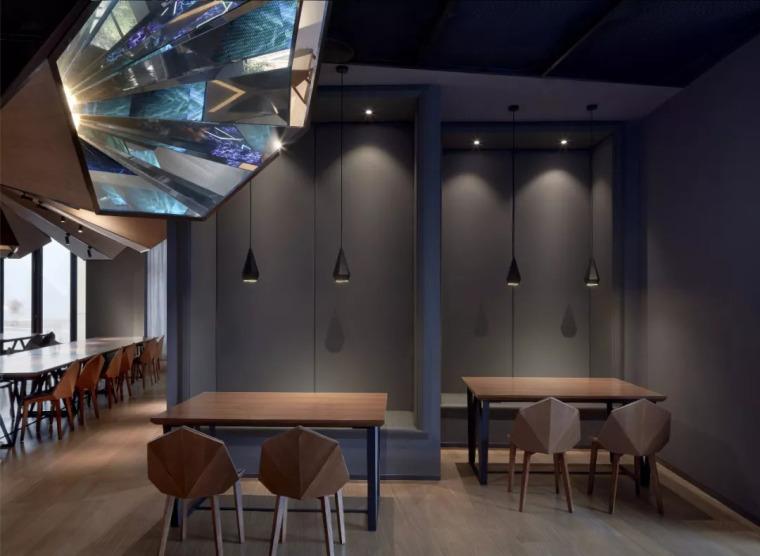 北京蓝色港湾花酷餐厅设计案例欣赏_22