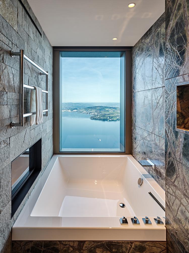 瑞士布尔根施托克酒店-Zimmer-Roger_Frei