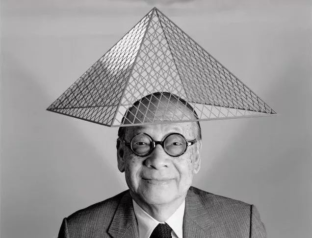 致敬贝聿铭:世界上最会用「三角形」的建筑大师_4