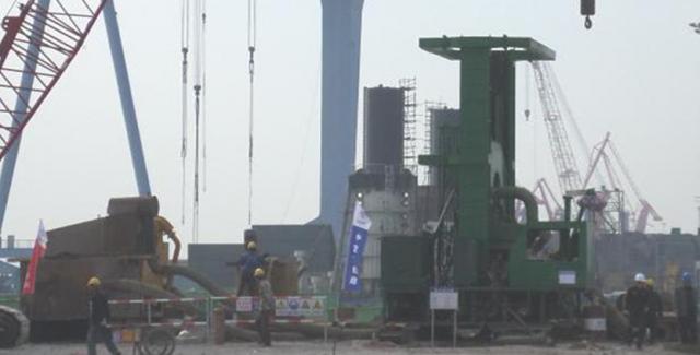 沪通长江大桥钻孔桩施工工艺